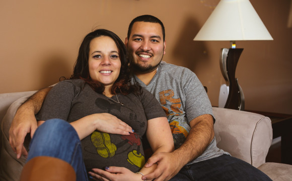 Crystal's Maternity Shoot