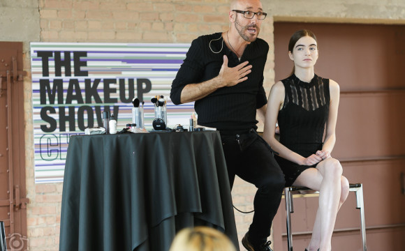 The Makeup Show Chicago 6-7-14