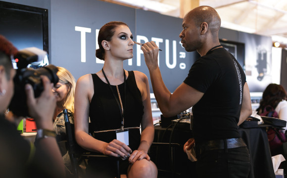 The Makeup Show Chicago 6-8-14