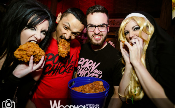 Porn and Chicken Halloween @ Woodhollow After Dark