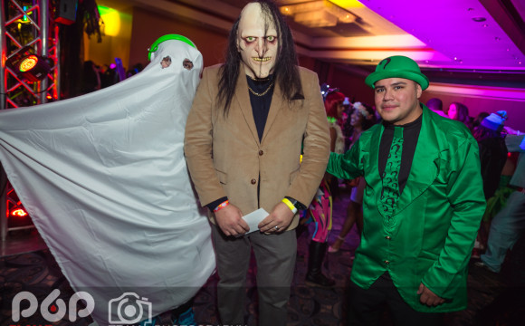 Radisson Haunted Hotel Party 2015