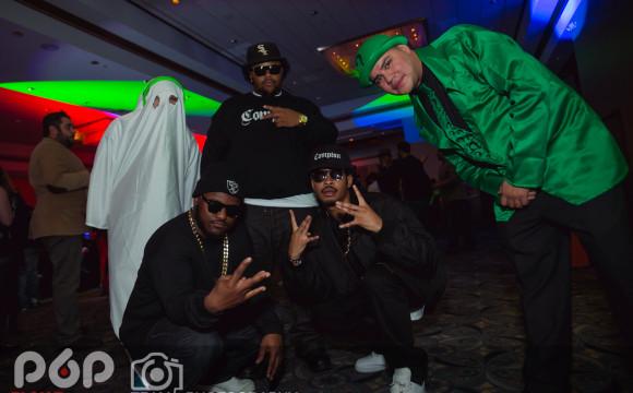 Radisson Haunted Hotel Party 2015