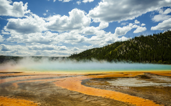 YellowStone National Park 2015
